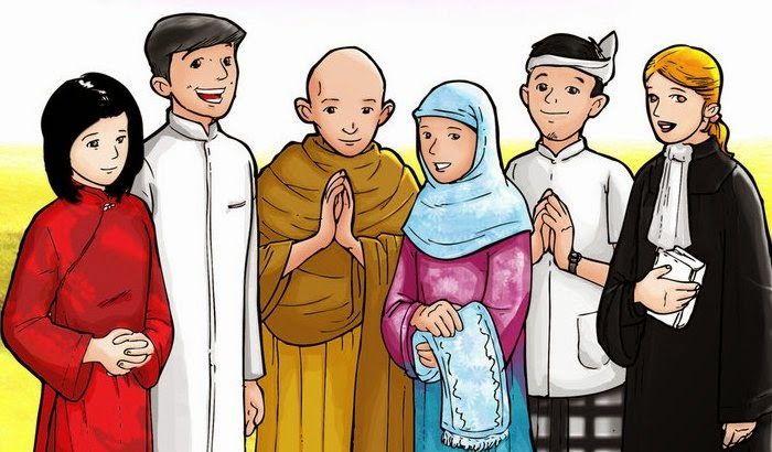 Indahnya Toleransi Antar Umat Beragama | FAKULTAS AGAMA ISLAM