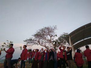 Mahasiswa Hukum Keluarga Islam UMSurabaya Praktik Ru'yatul Hilal