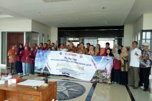 Rektor UMSurabaya melepas 22 Mahasiswa KKN Internasional ke Thailand