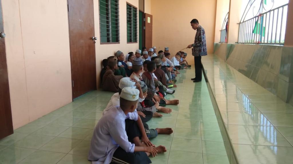 Beginilah, Salah Satu Wajah Lembaga Pendidikan di Thailand Selatan