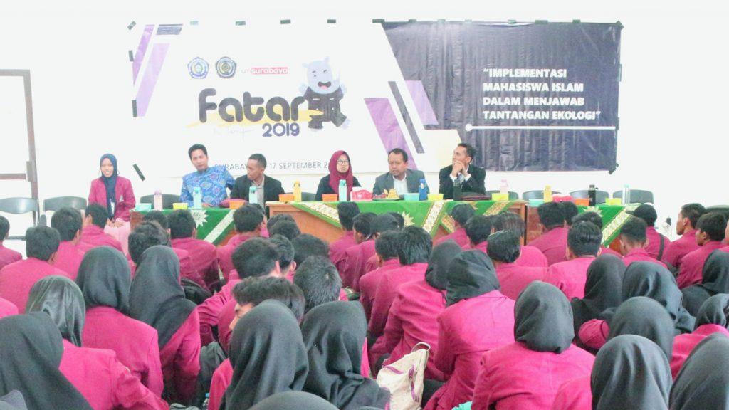 FAI Ta'arufan (Fatar 2019) Menjawab Tantangan Ekologi Dengan Semangat Islam