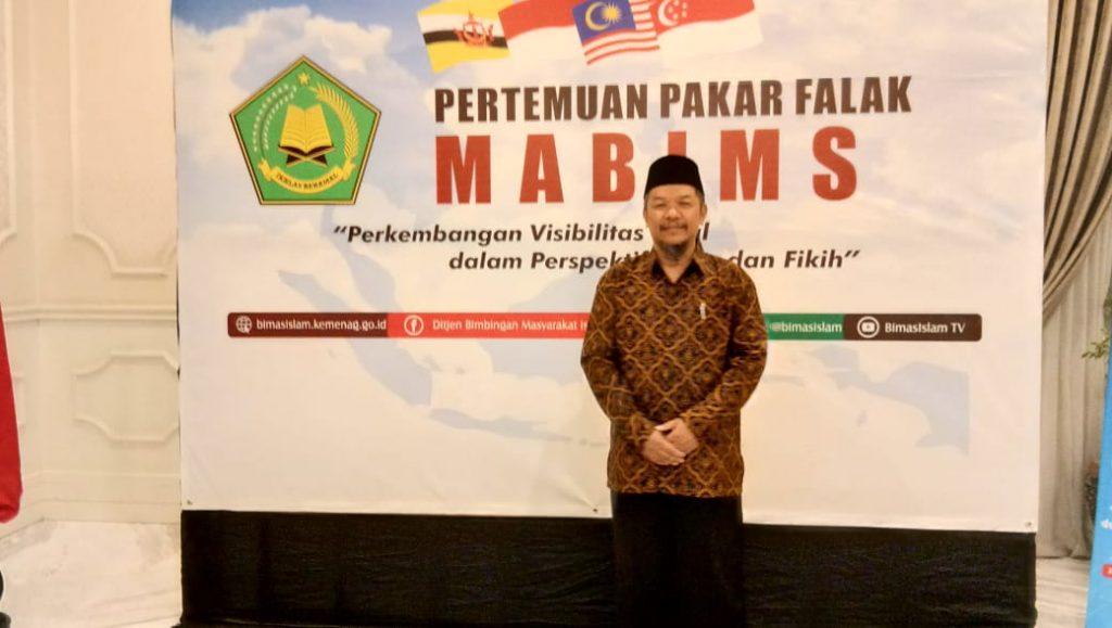 Dosen FAI UMSurabaya Ikuti Pertemuan Pakar Falak MABIMS